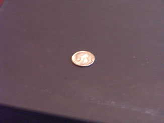 The Dime I was refunded by the city for their busted facility